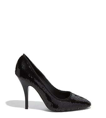 Details about Salvatore Ferragamo Black Suede Block Heel Pumps With Strap Women's Size 8 B