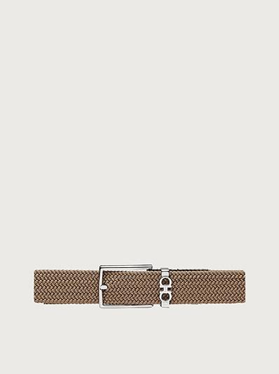 Men's Designer Leather Belts   Salvatore Ferragamo UK