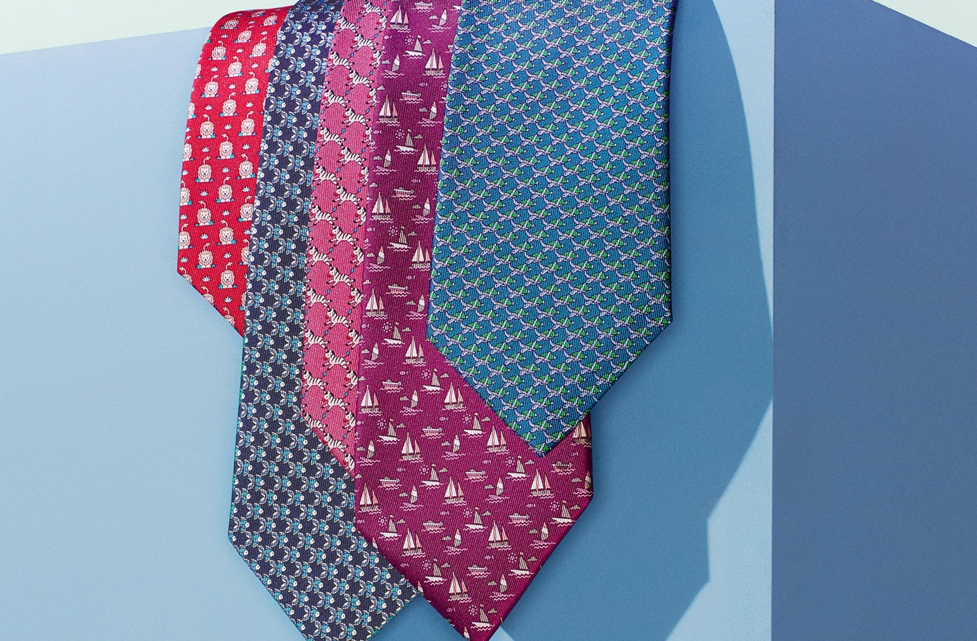 Ties and Accessories